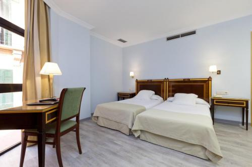 Room – Hotel Don Curro