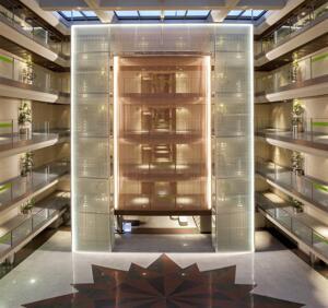 """Exterior – """"Madrid Marriott Auditorium Hotel & Conference Center"""""""