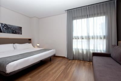 Foto de una habitación de Hotel Kramer