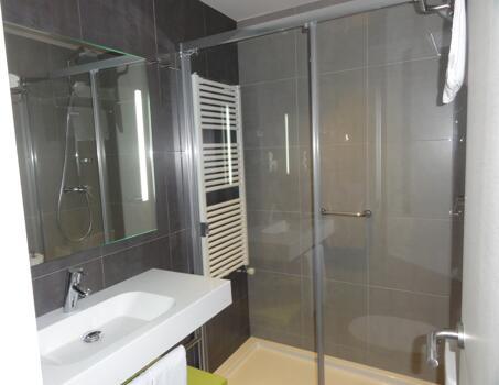 Salle de bains - Hotel Cristina