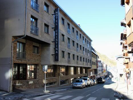Extérieur de l'hôtel - Hotel Cristina