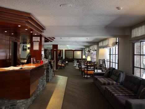Parties communes - Hotel Cristina