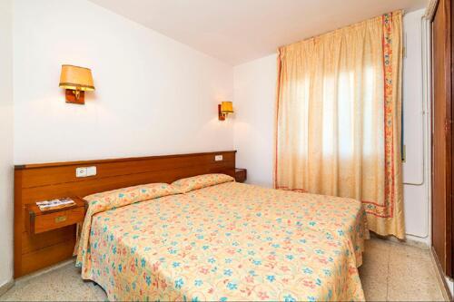 Foto de una habitación de Hotel Guitart Central Park Aqua Resort