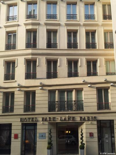 Foto del exterior de Hotel Exclusive Park Lane Paris