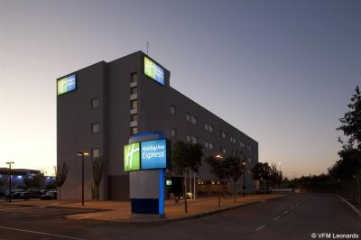 Außenansicht - Holiday Inn Express Madrid-Getafe