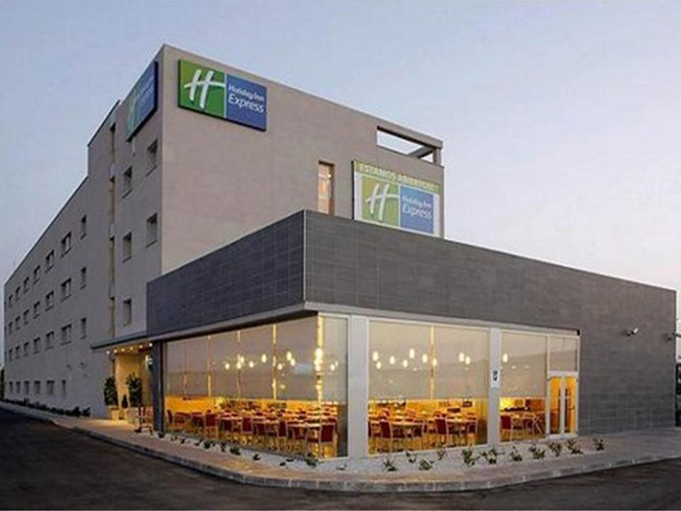 Hotel Holiday Inn Malaga Airport