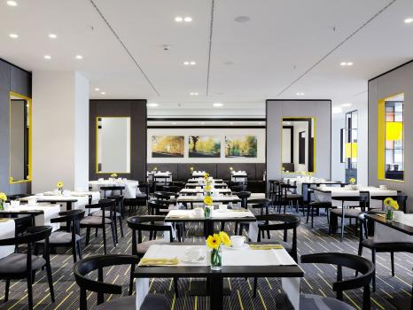 Dining – Vienna House Andel's Berlin