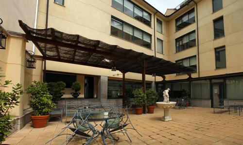Foto de los servicios de Hotel Puente Romano de Salamanca