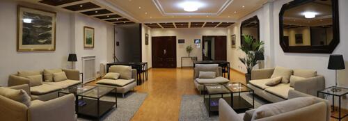 Foto de las zonas nobles de Hotel Principe de Asturias