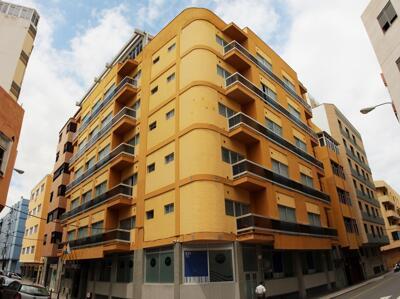 Foto del exterior de Hotel Alisios Canteras