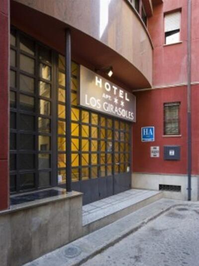 Foto del exterior de Apartamentos Turísticos Los Girasoles II