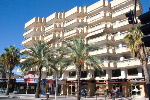 Foto del exterior de Apartamentos Santa Rosa / Pinar / Meritxell