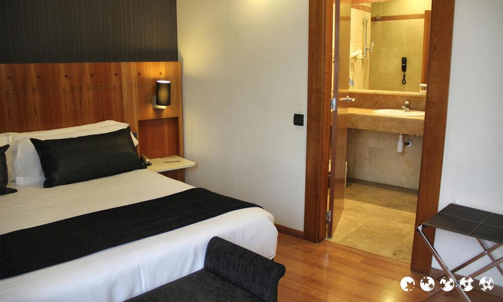 hotel catalonia salamanca: