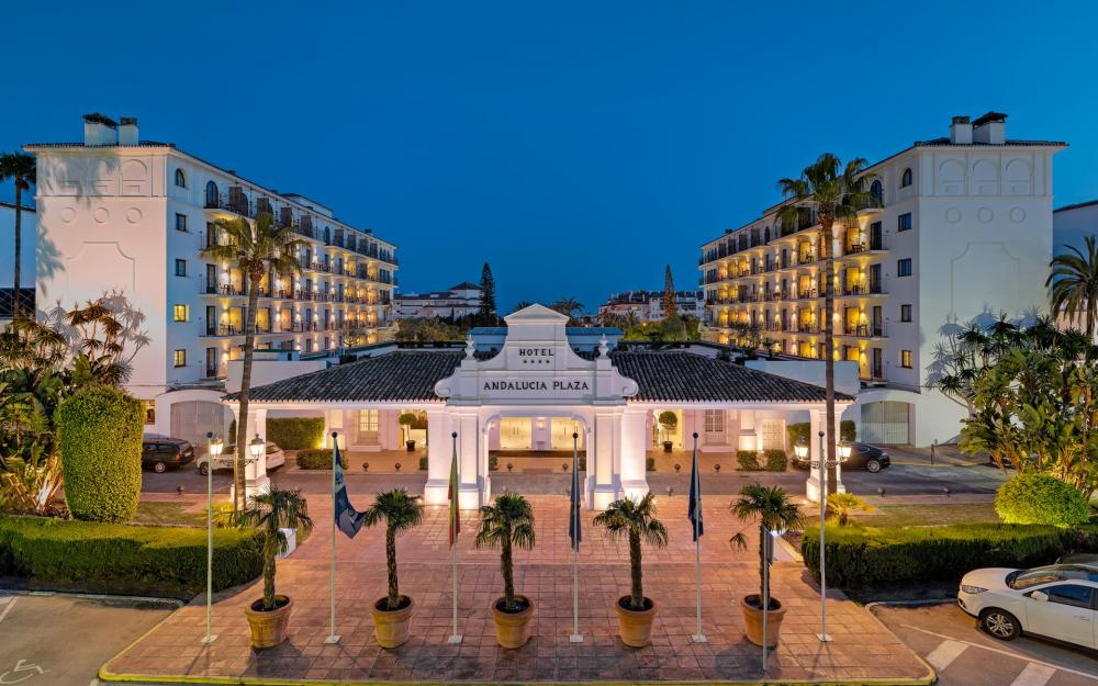 Hotel h10 andaluc a plaza adults only marbella - Hotel h10 andalucia plaza marbella ...