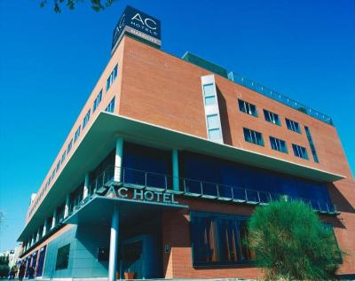 Foto del exterior de AC Hotel by Marriott Guadalajara, Spain
