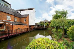 """Exterior – """"Hotel Best Western The Watermill"""""""