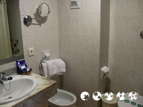 Foto del baño de Hotel H TOP Royal Sun