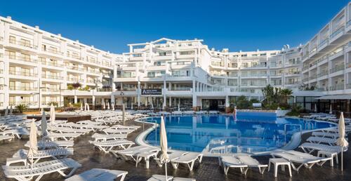 Foto degli esterni Aqua Hotel Aquamarina & Spa