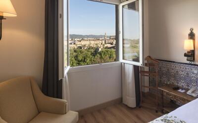 Foto de una habitación de NH Córdoba Guadalquivir