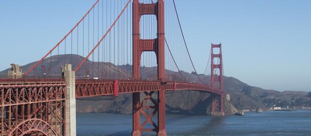 Picture San Francisco: Golden gate Bridge, San Francisco