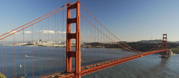 Picture San Francisco: San Francisco, Golden Gate