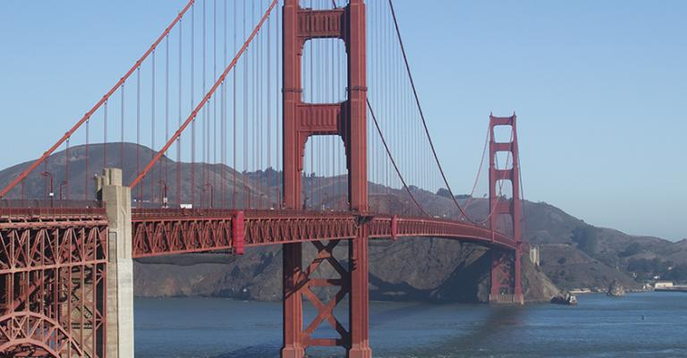 Fotografía de San Francisco: Golden gate Bridge, San Francisco