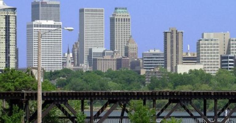 Foto von : Skyline Tulsa
