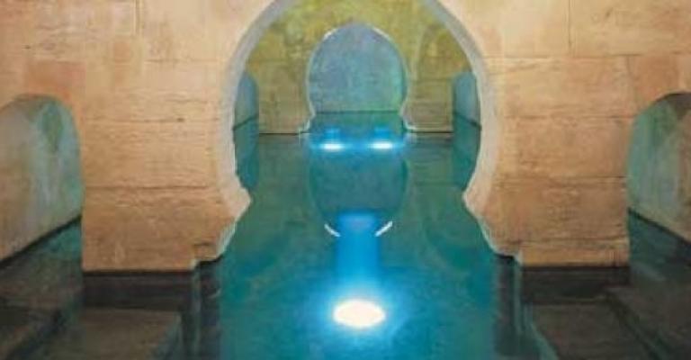 Fotografía de Alhama de Granada: Baños termales de Alhama