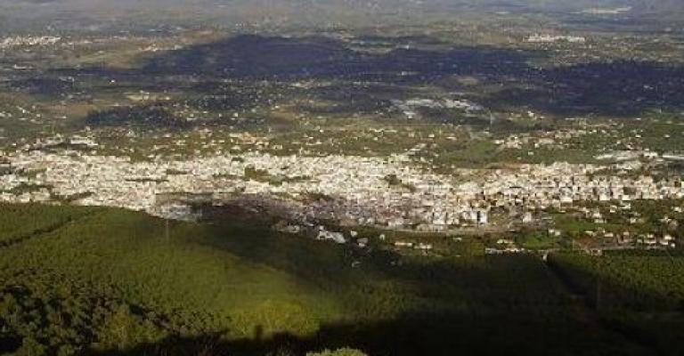 Fotografía de Alhaurin el Grande: Vista a Alhaurin el Grande