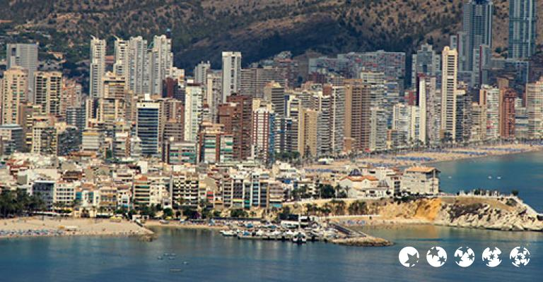 Picture : Costa de Benidorm