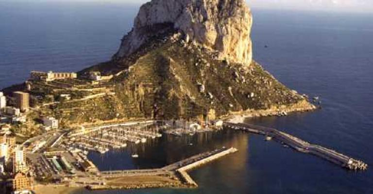 Picture Spain: Peñon de Calpe