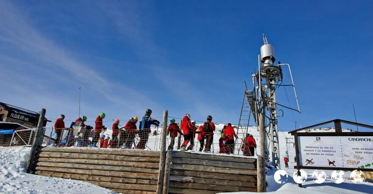 Fotografía de Candanchú: Estación de esquí de Candanchú