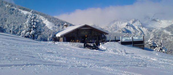 Fotografía de : Estación de esquí de Cerler