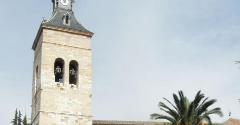 Fotografía de Castilla-La Mancha: Iglesia de San Pedro