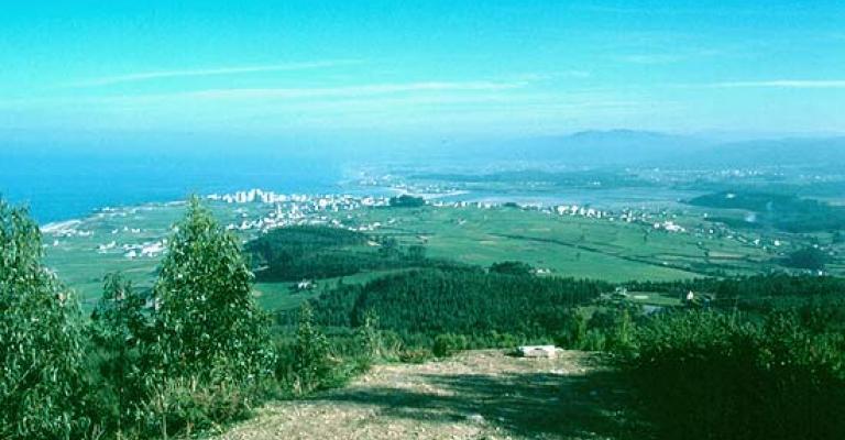 Fotografía de Foz: Mirador do Pico da Lebre