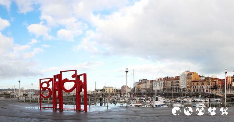 Foto : Gijón puerto