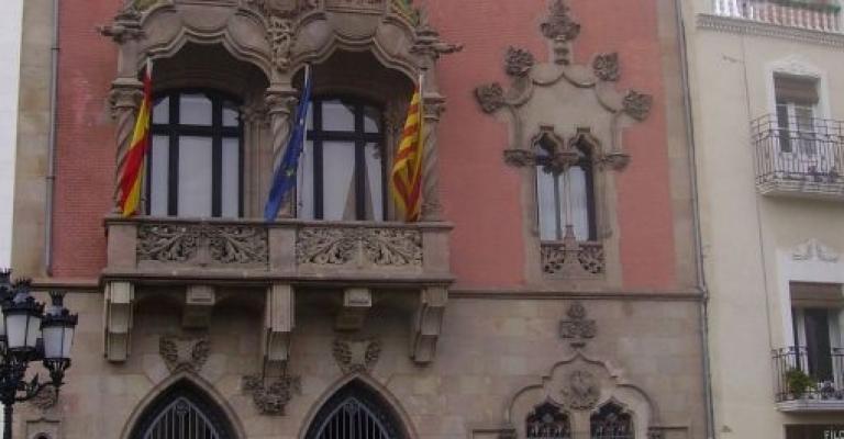 Foto Granollers: El ayuntamiento