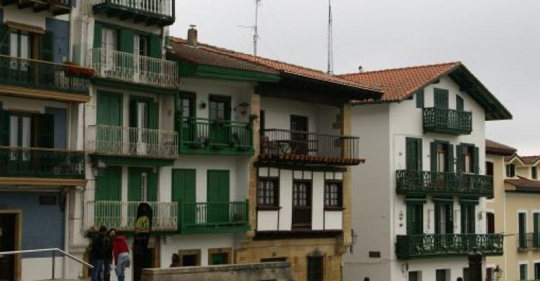 Picture : Hondarribia