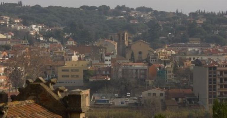 Foto La Garriga: La Garriga vista general