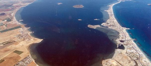 Fotografía de La Manga del Mar Menor: La Manga del Mar Menor