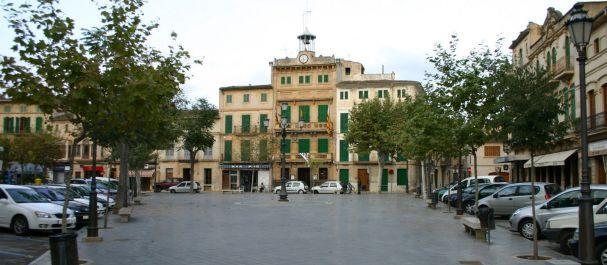Fotografía de Llucmajor: Plaza de España