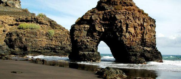 Fotografía de Los Realejos: Playa de Los Roques, Los Realejos