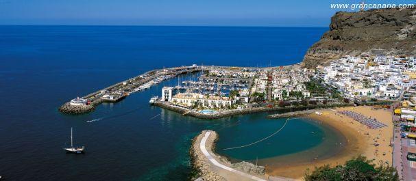 Fotografía de Gran Canaria Island: Puerto de Mogan