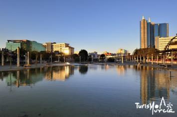 Murcia Skyline