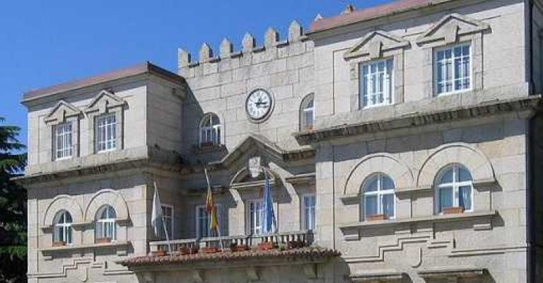 Fotografía de Galicia: El Ayuntamiento