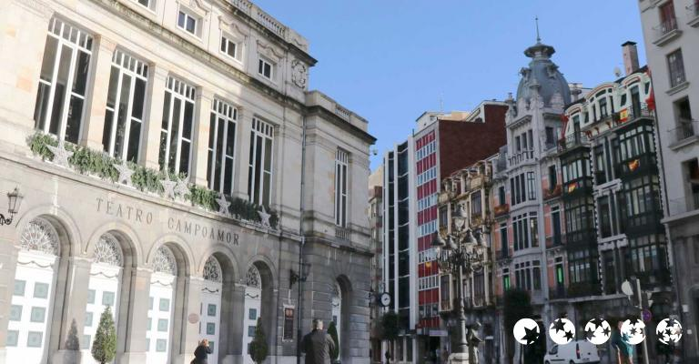 Fotografía de Asturias: Oviedo Teatro Campoamor