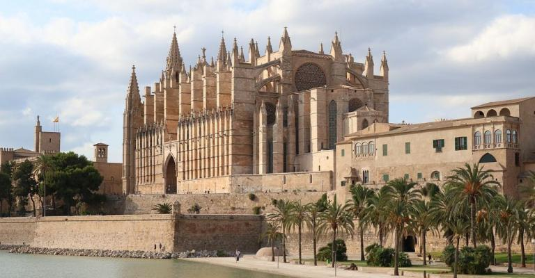 Photo : Palma de Mallorca catedral