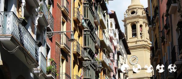 Picture Pamplona: Balcones