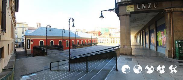 Picture Pamplona: Plaza Burgos