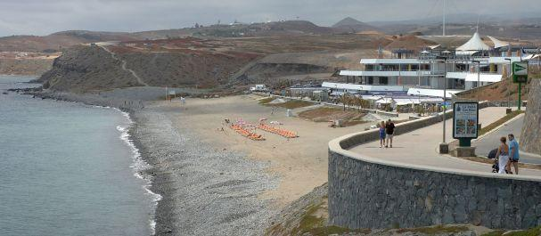 Fotografía de Isla de Gran Canaria: Playa de las Meloneras
